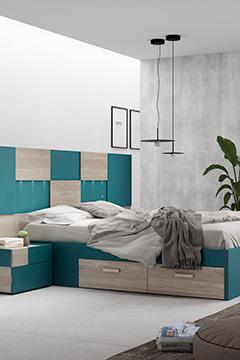 Dormitorio personalizado